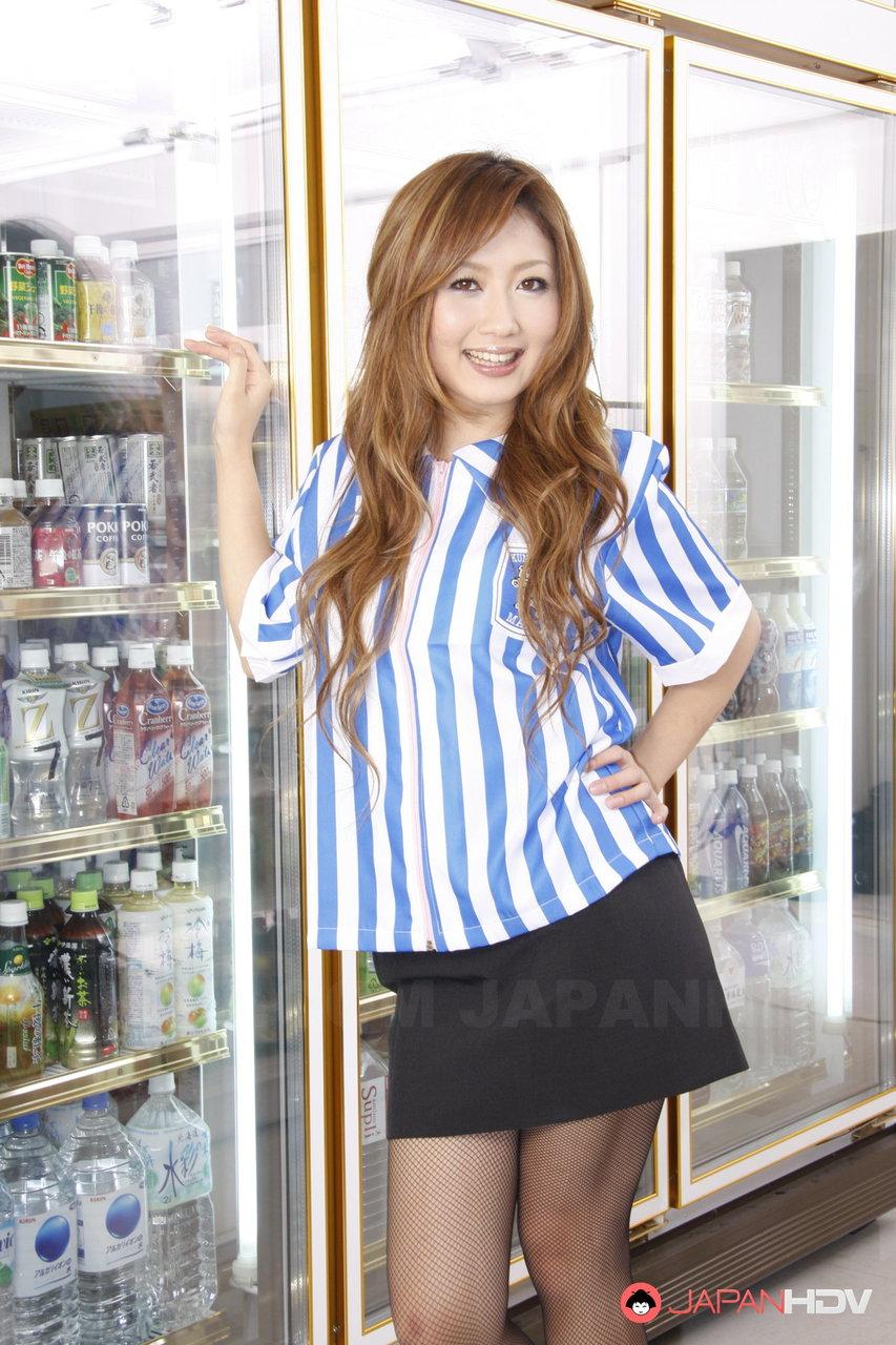 Japanese Redhead MILF - Nude Mom Porn
